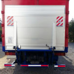 Vertical tail lifts with 4 cylinders AltimaniliftVertical tail lifts with 4 cylinders Altimanilift