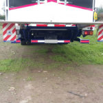 Vertical tail lifts with 4 cylinders Altimanilift